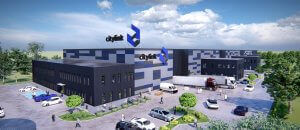 Small business units - warehouse & office space - Citylink